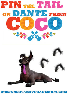 Coco movie games