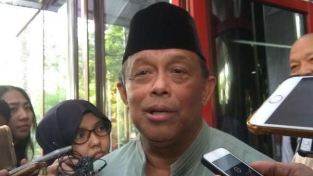 Prabowo Tegaskan Djoko Santoso Jadi Ketua Timses Sudah Final