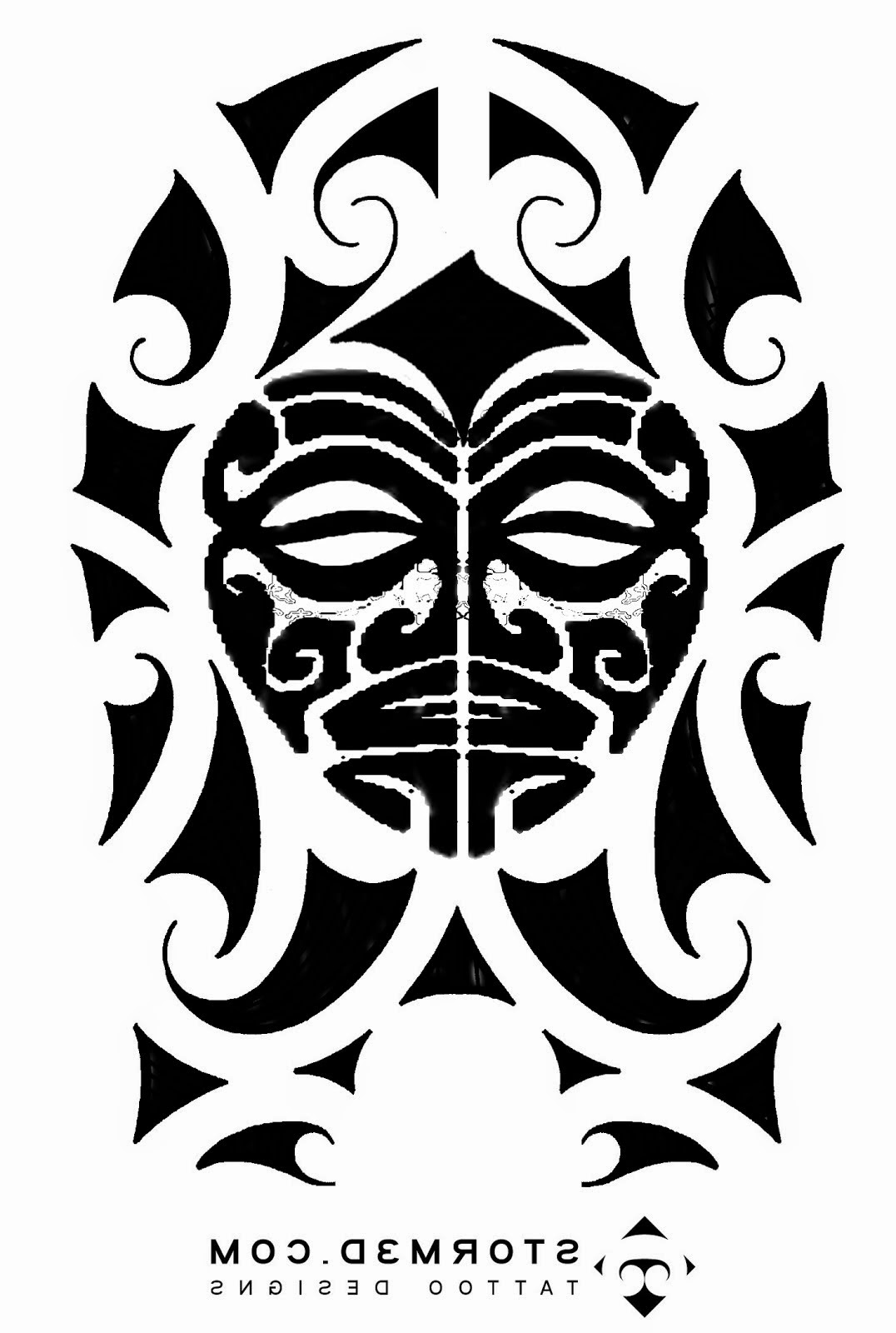 Dibujos Maories Cuerpoyarte Excellent Tatuajes Maories Hombro Y - Simbolos-maories