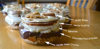 http://paleyellow.net/2013/08/09/chocolate-peanut-butter-banana-pudding-in-jars/