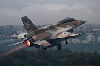 Terrorists Killed in Possible Israeli Air Strike in Syria