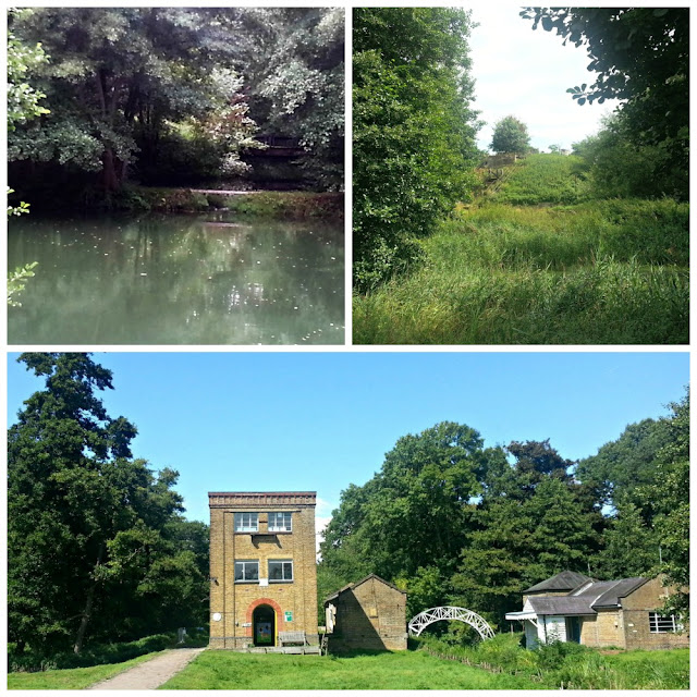 Views of Gunpowder Mills Grounds