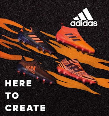 PES 6 Adidas Pyro Storm Boots-Pack 2017/18 + Novo Nemeziz Messi