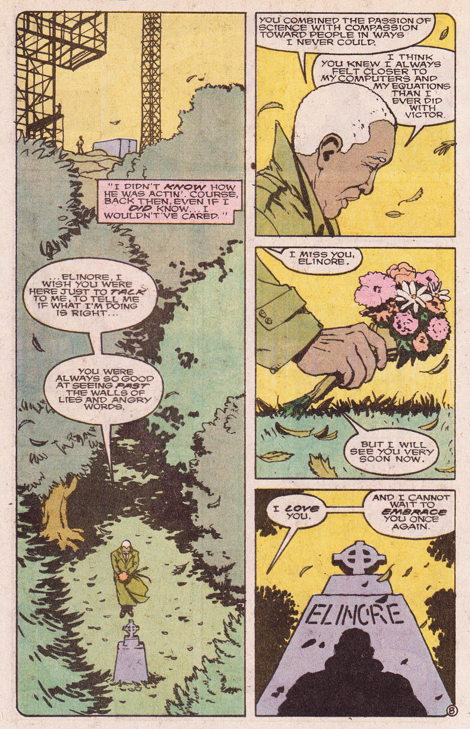 Read online Secret Origins (1986) comic -  Issue #46 - 23