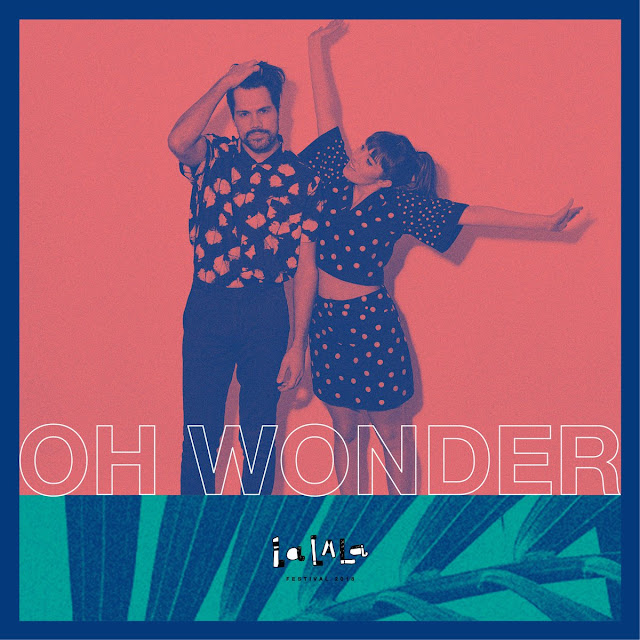 Oh Wonder tour indonesia 2018