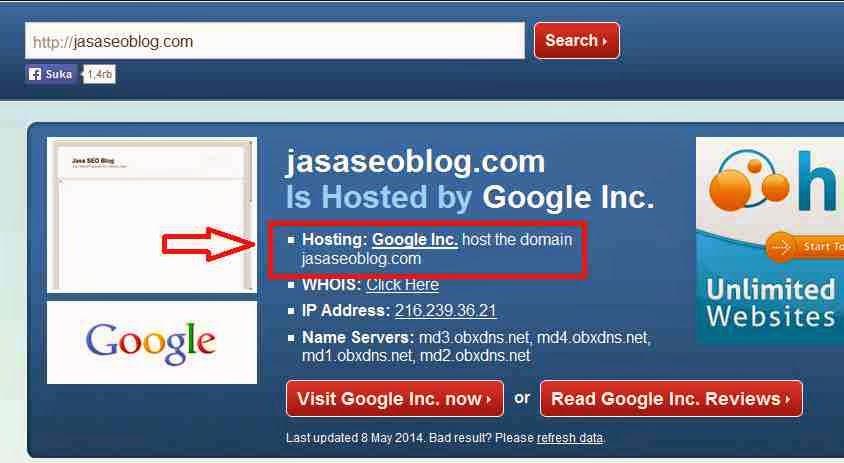 Ini Dia Cara Mengetahui Cpanel Hosting Suatu Website