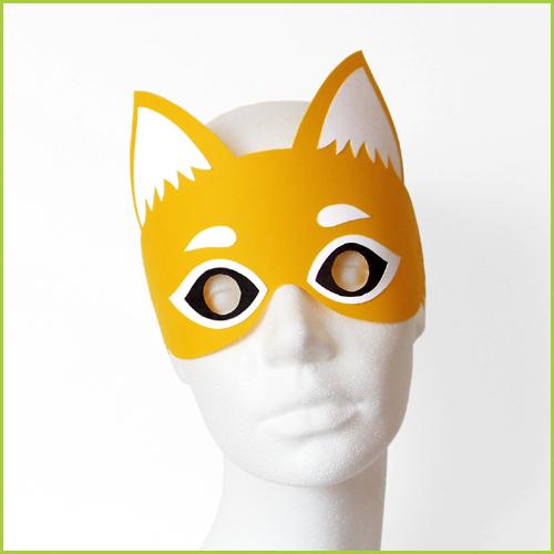 innas vorlagenshop eine katzenmaske. Black Bedroom Furniture Sets. Home Design Ideas