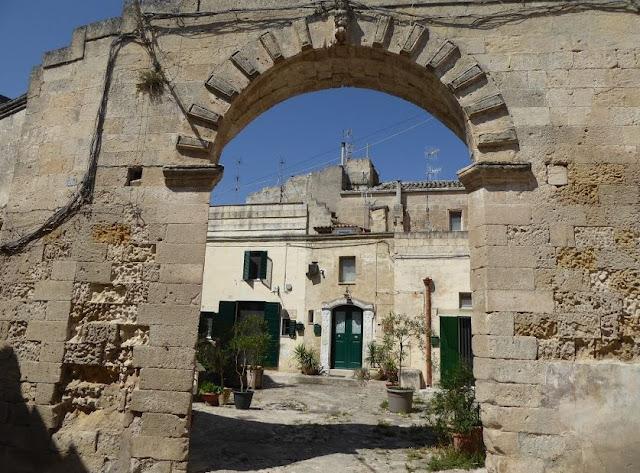 Passeggiando per la Civita