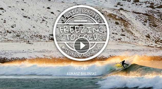 Freezing to Cold Baltic - Lofoten