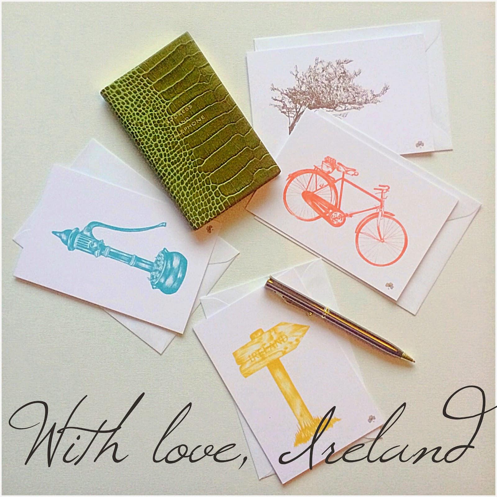 www.livingandbeauty.com With Love Ireland