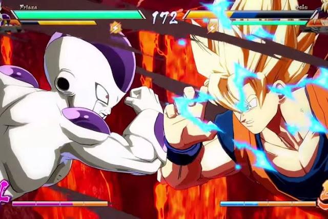 'Dragon Ball FighterZ', el nuevo juego de Dragon Ball estará especialmente basado en el manga