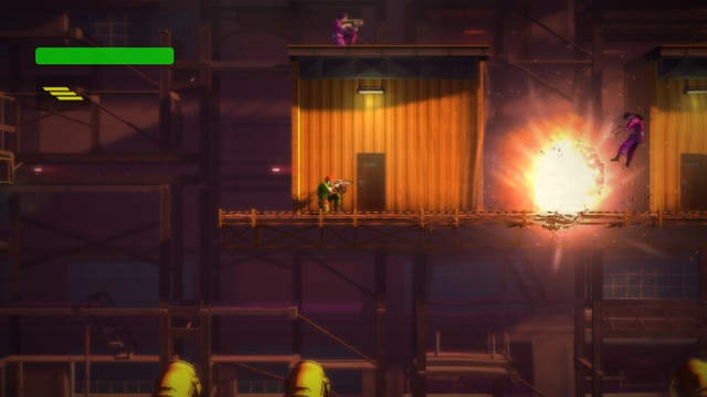 Bionic Commando: Rearmed PC Full Español