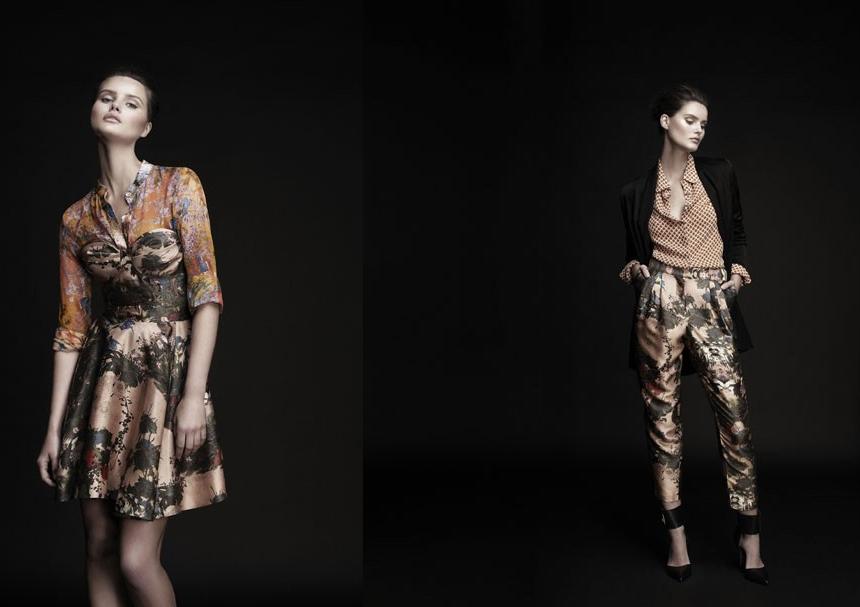 zimmerman collections, fashion lookbooks