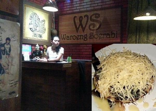 tempat wisata kuliner di bandung surabi waroeng setiabudhi