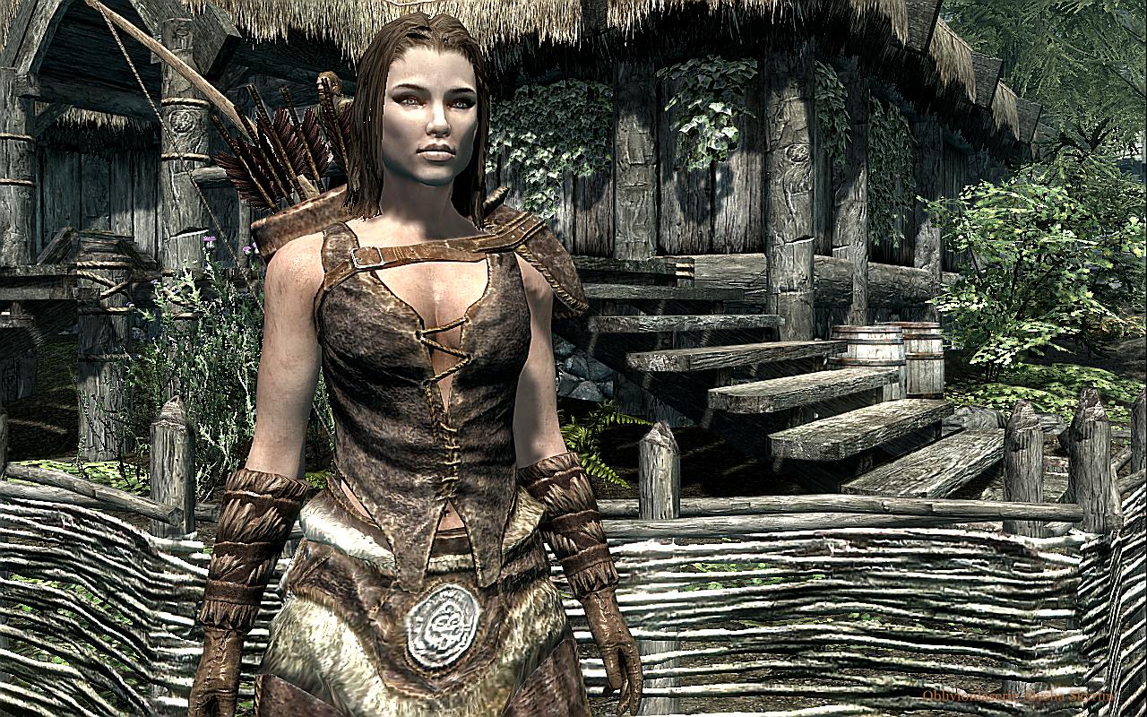 Oblivion La Serie Screenshots Skyrim Capturas De Pantalla