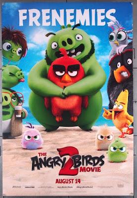 The Angry Birds Movie 2 2019 Dual Audio 1080p HC HDRip HEVC