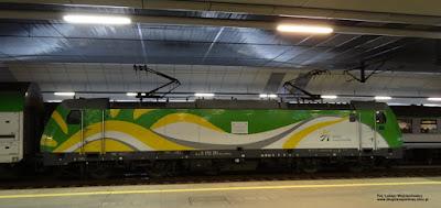 Bombardier TRAXX, Koleje Mazowieckie