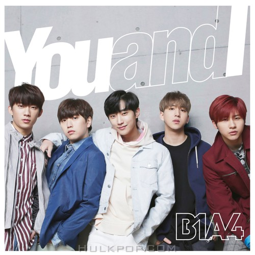 B1A4 – You and I (Special Edition) – Single (ITUNES PLUS AAC M4A)