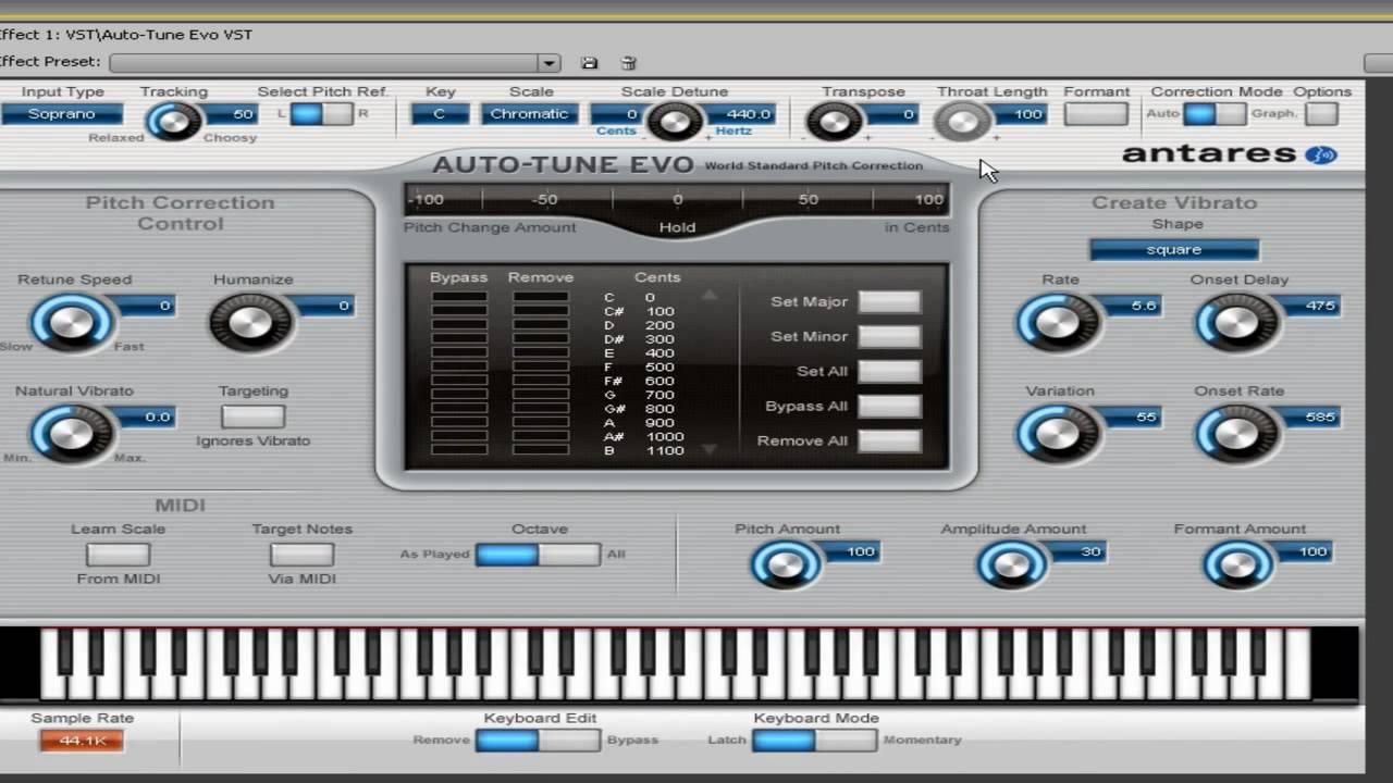 antares auto-tune 8.1 full crack