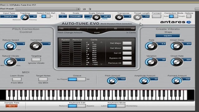 Auto Tune Free Download | Vst Plugin Free Download - MusicalSanjeet