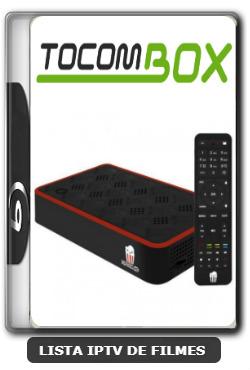 Tocombox Pipoca HD Nova Atualização Correção SKS 107.3w V1.36 - 29-12-2019