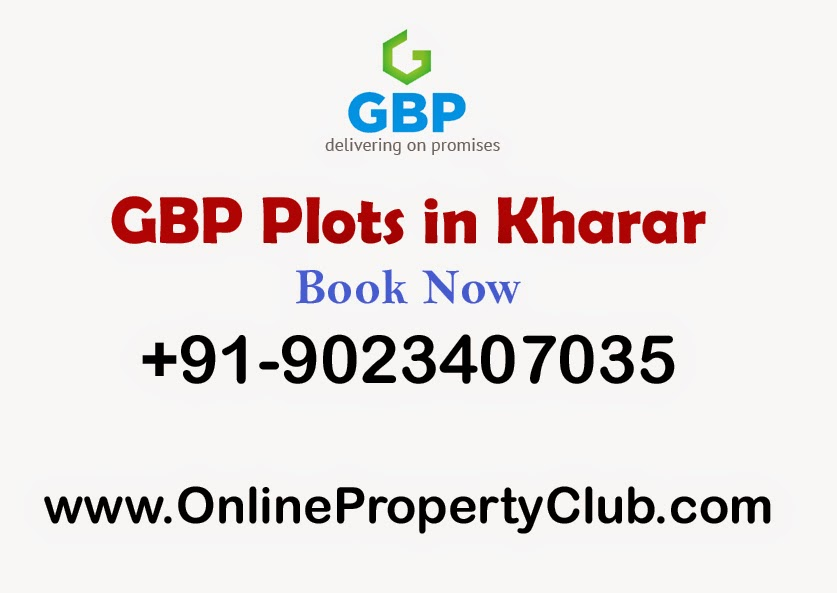 GBP Plots in Kharar 9023407035