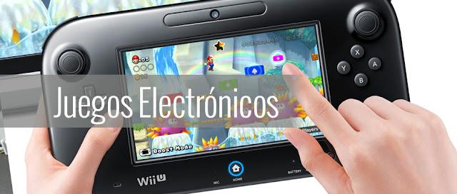 Los Juegos Electronicos