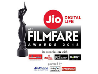 63rd Jio Filmfare Awards