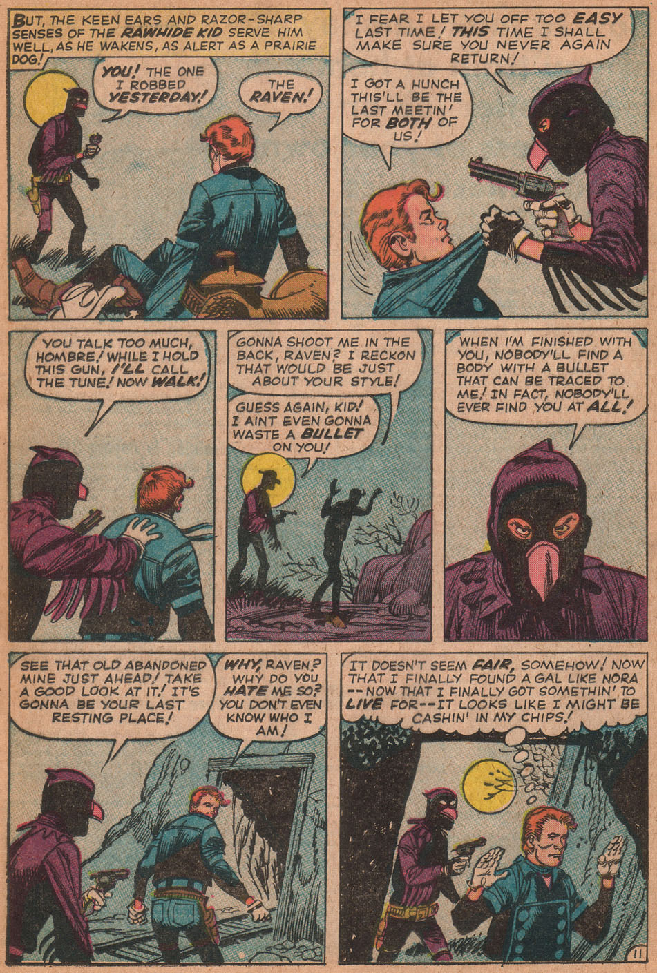 The Rawhide Kid (1955) issue 35 - Page 16