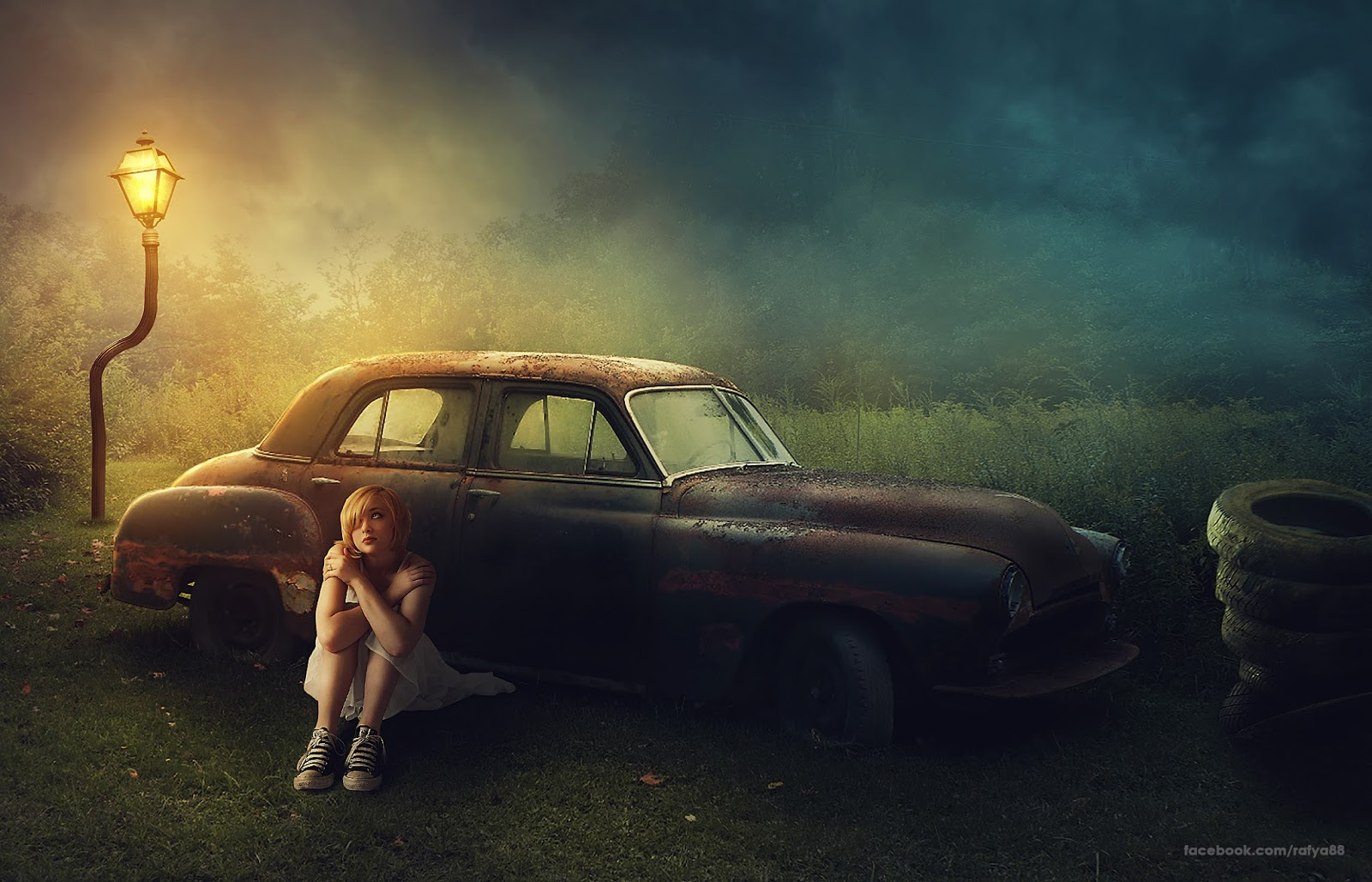 Photo editing service effects in photoshop tutorials