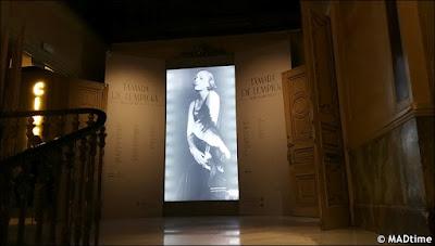 Tamara de Lempicka en el Palacio de Gaviria