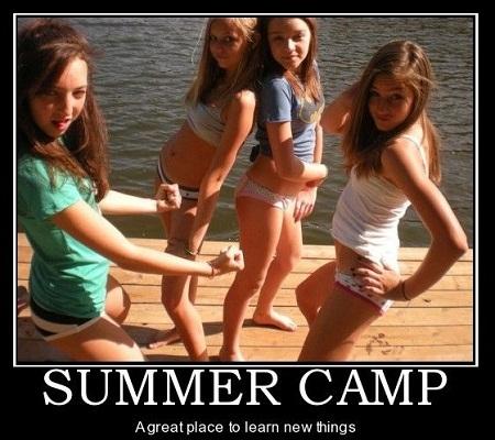 Lesbian Summer Camp 81