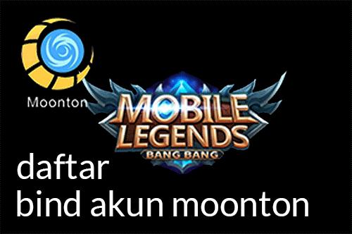 Cara Daftar Akun Moonton di Mobile Legend