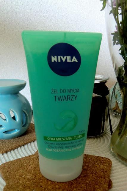 żel do mycia twarzy NIVEA