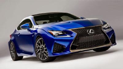 2015 Lexus RC- F Release Date, Redesign, Interior, Exterior, Engine, News