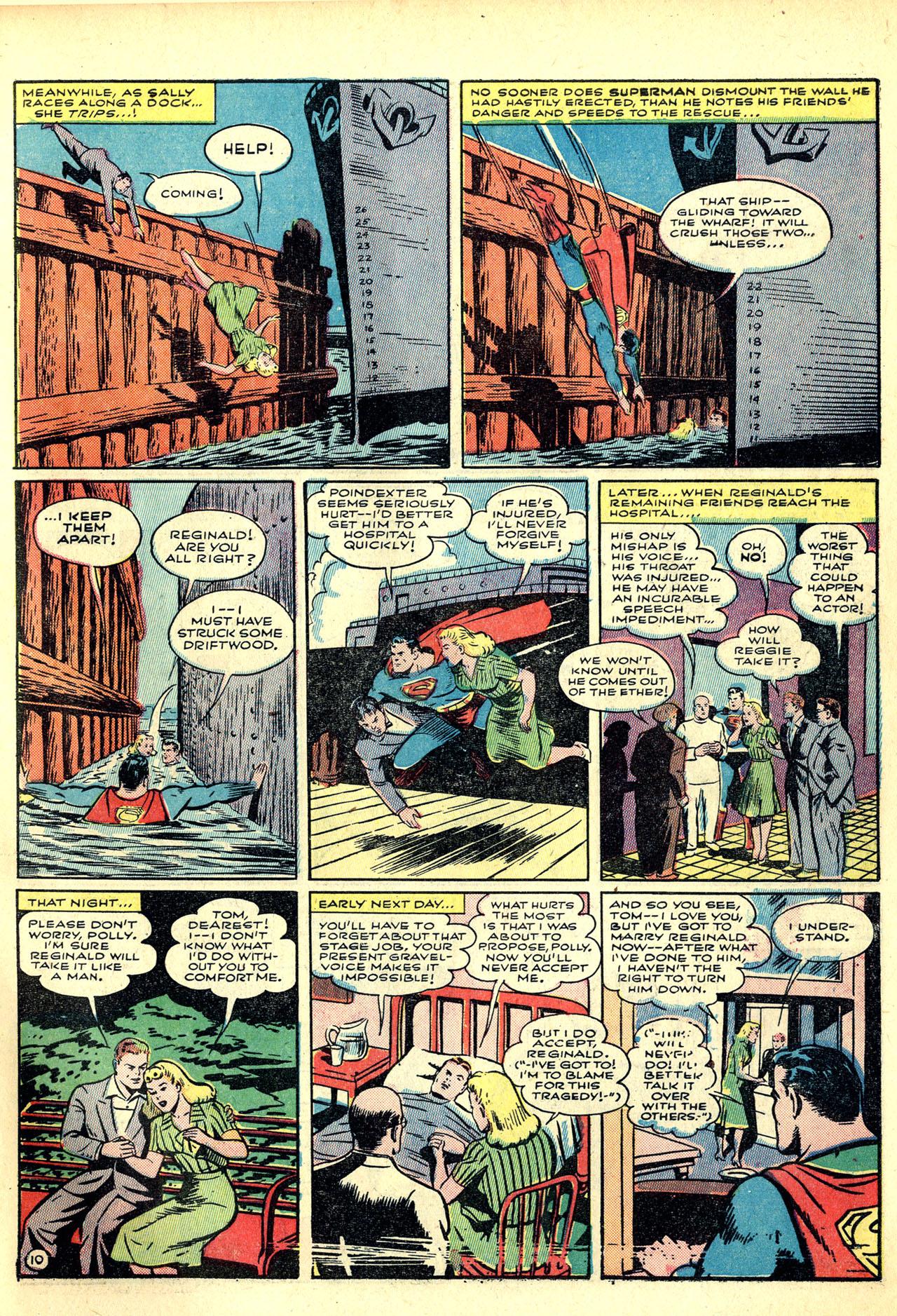Read online World's Finest Comics comic -  Issue #8 - 13