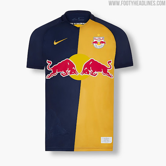 Red Bull Salzburg 20 21 Away Kit Released Debut Vs Liverpool Footy Headlines