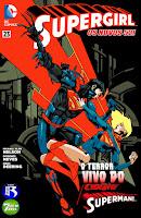 Os Novos 52! Supergirl #23