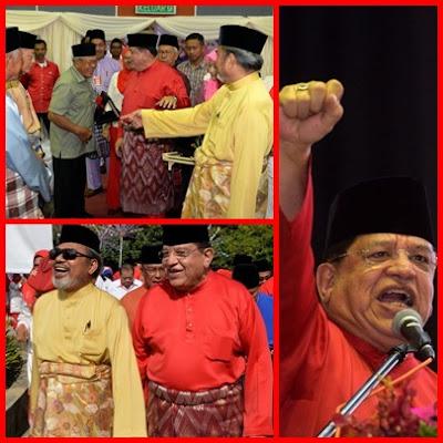 UMNO Tidak Terancam Dengan Parti Baru Shafie