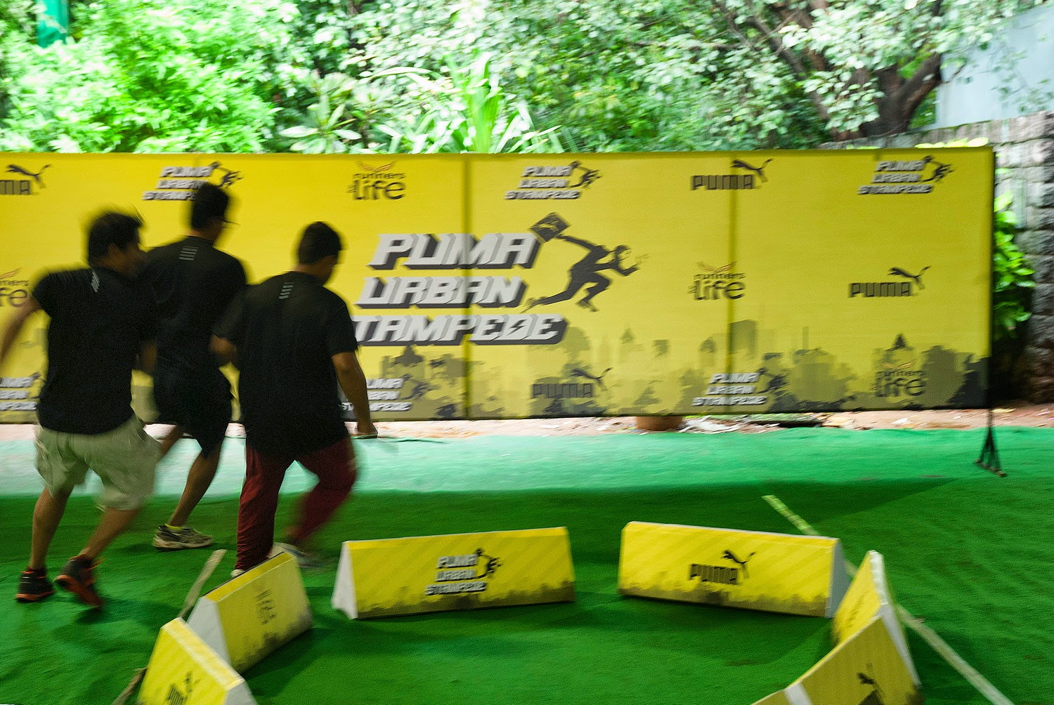 Corporate captains of HYDERABAD Participate in the Battle ...