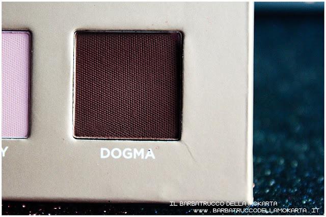 dogma dreamy eyeshadow palette nabla cosmetics ombretti