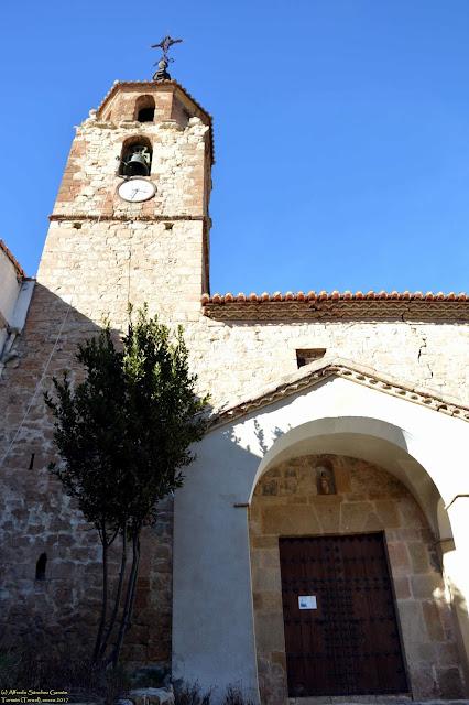 tormón-teruel-iglesia-parroquial-exterior