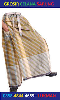 Jual Celana Sarung Pontianak Samarinda