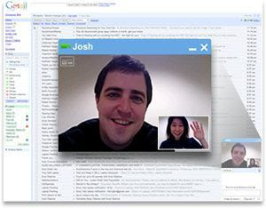 Gmail Video Conferencing Suite