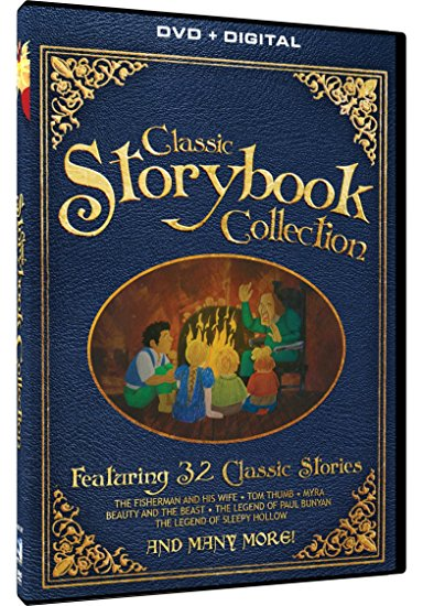 Surlalune fairy tales blog 2016 classic storybook collection with hayley mills will be released on 11717 the 2 dvd set includes all 32 segments from the shows run fandeluxe Choice Image