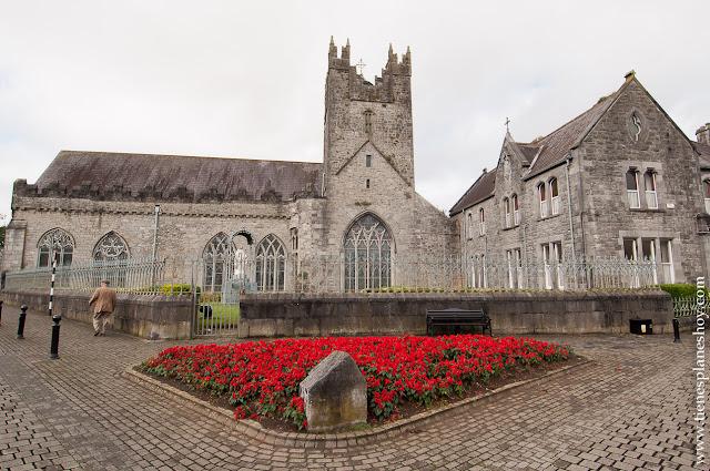 Abadía Negra Kilkenny Irlanda Black Abbey