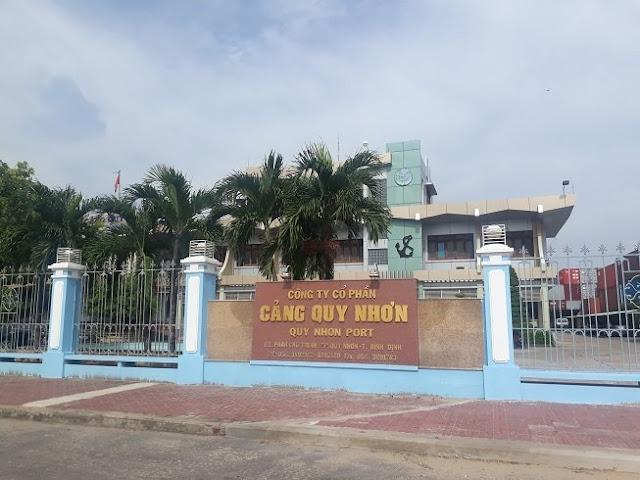 Công ty cổ phần Cảng Quy Nhơn