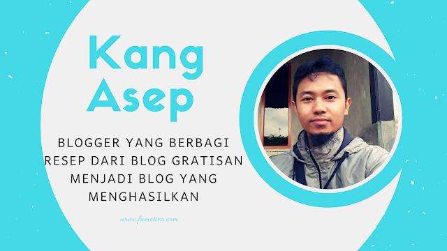 Kang Asep,