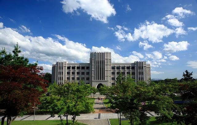 Trường Đại học Sejong Hàn Quốc - 세종대학교