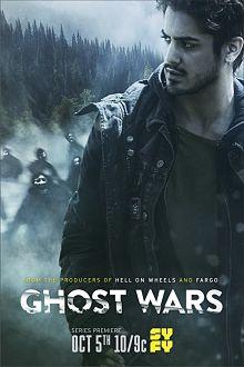 Sinopsis pemain genre Serial Ghost Wars (2017)